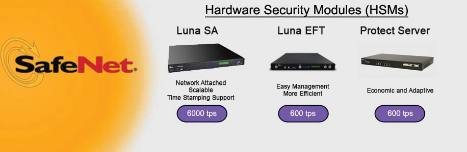 Hardware Security Modules (HSMs)